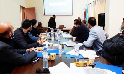 الاتصالات وتكنولوجيا المعلومات تبدأ مشروع الترميز البريدي في محافظات غزة