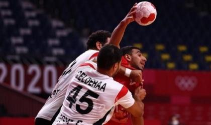 """منتخب البحرين لـ""""كرة اليد"""" يرافق مصر لربع النهائي"""