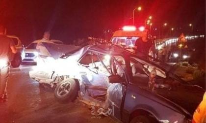 مصرع طفل وإصابة آخر بحادث انقلاب مركبة غير قانونية في الخليل