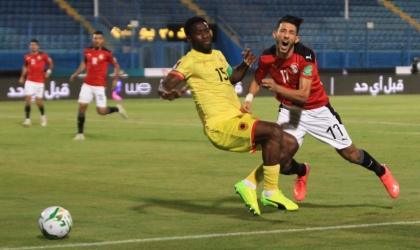 المنتخب المصري  يفوز على أنجولا بهدف نظيف فى افتتاح تصفيات كأس العالم- فيديو