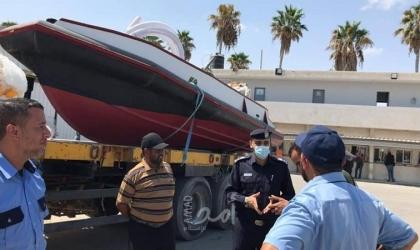 """إدخال مركب سياحي """"يخت"""" للقطاع الخاص إلى غزة"""