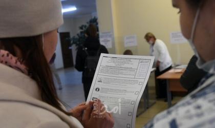 بالأرقام.. نسبة الإقبال على الانتخابات الروسية تتخطى الـ40%