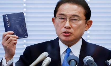 """رسميا .. """"كيشيدا"""" يتولى رئاسة وزراء اليابان """" الإثنين"""""""