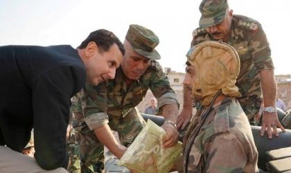 """الأسد يصدر أمراً بإنهاء """"الاحتفاظ والاستدعاء"""" في الجيش السوري"""