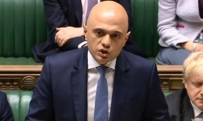 """وزير الصحة البريطاني """"جاويد"""" يعلن تعافيه من كورونا"""