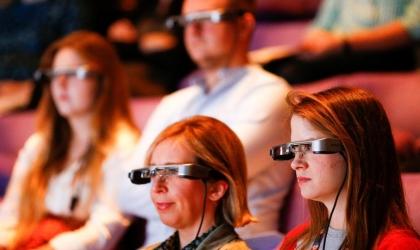 ابتكار نظارات تسمح بالرؤية في الظلام