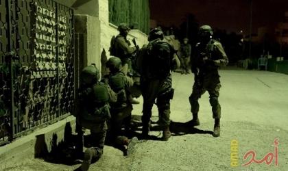 قوات الاحتلال تشن حملة مداهمات واعتقالات بالضفة والقدس