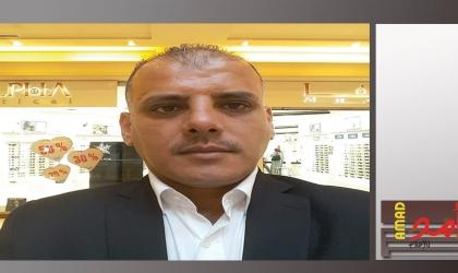 المهندس أبو عكر يطالب مواجهة أزمة البطالة قبل الانفجار في وجه حماس