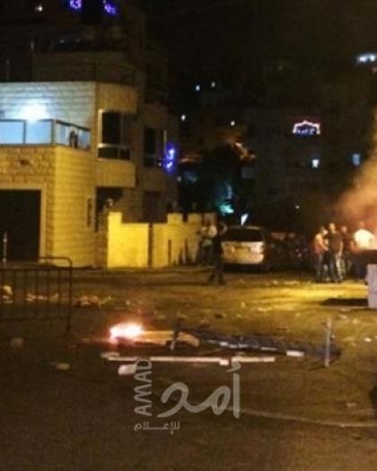 إصابات بمواجهات جنين وقوات الاحتلال تداهم منازل في الضفة الغربية