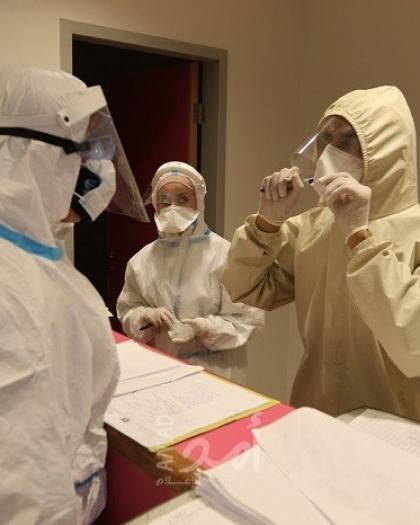 """طولكرم: 55 إصابة جديدة بفيروس """"كورونا"""""""