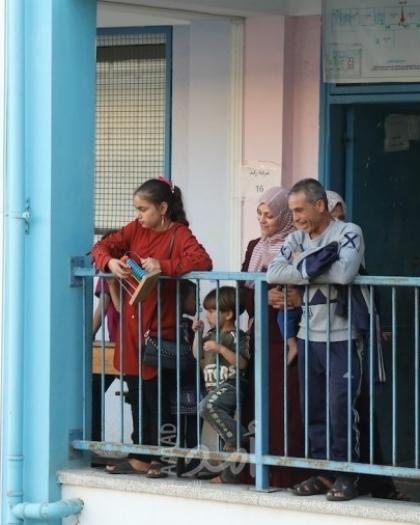 التعليم بغزة: الاحتلال ينوي قصف مدرستي البراق والأقصى المخصصتين كمراكز إيواء للنازحين