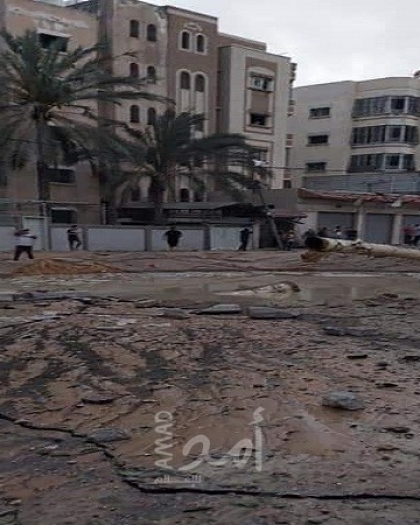 """السراج لـ""""أمد"""": تأخر إعادة إعمار البنية التحتية سيؤدي لحدوث غرق للمناطقفي قطاع غزة"""
