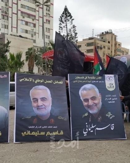"""أمن حماس يستدعي """"المغربي"""" على خلفية انتقاده لصور """"قاسم سليماني"""" - فيديو"""
