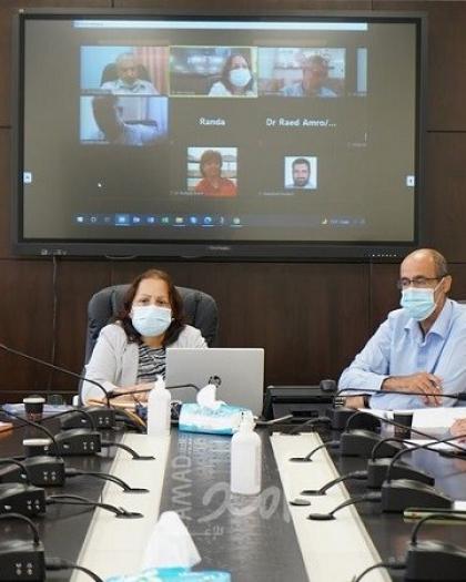 الكيلة: الوضع الوبائي في فلسطين متجه نحو موجة رابعة