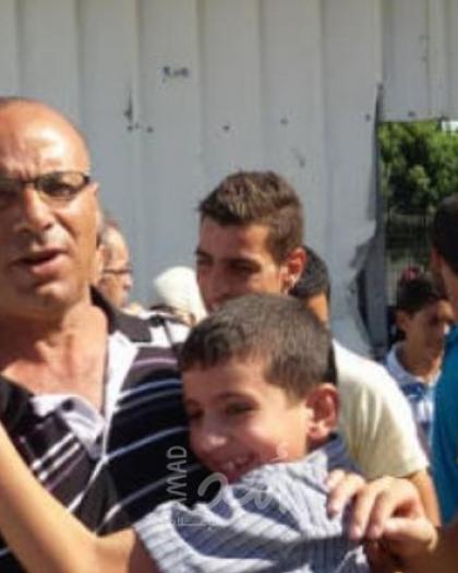 سلطات الاحتلال تفرج عن ذيب نجاجرة بعد اعتقال اداري استمر ثمانية أشهر