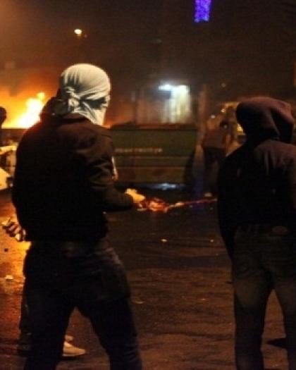 اندلاع مواجهات مع قوات الاحتلال شرق القدس